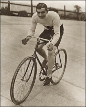 Arthur Linton - Image: Arthur Linton cyclist