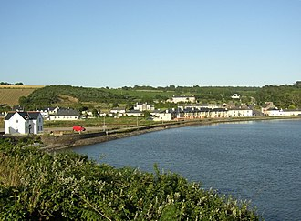 Arthurstown - View of the bay in Arthurstown