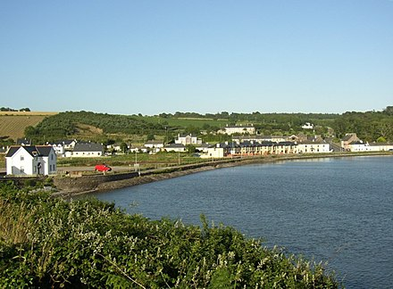 View of the bay in Arthurstown