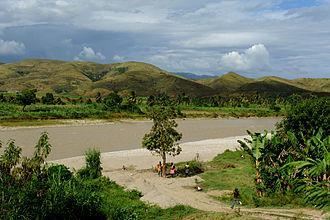 2010 Haiti cholera outbreak - Artibonite River