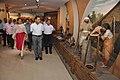 Arun Goel Visits Science And Technology Heritage Of India Gallery With NCSM Dignitaries - Science City - Kolkata 2018-09-23 4345.JPG