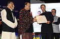 Arun Jaitley presented the Presidential certificates of Appreciation to the officers of Customs, at the Investiture Ceremony 2017 and International Customs Day 2017 (2).jpg