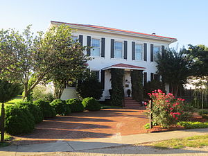 National Register of Historic Places listings in Putnam County, West Virginia - Image: Asbury House Hurricane WV