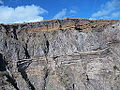 Ash Layers of Soufriere Hills volcano in Montserrat 20140122 A.jpg