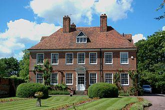 Aston Tirrold - Image: Aston Tirrold Manor House