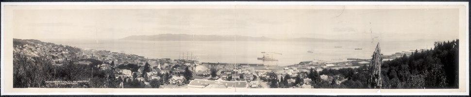 Photograph of Astoria c.1915.