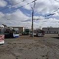 Astrakhan trolleybus depot 2020-02 2.jpg