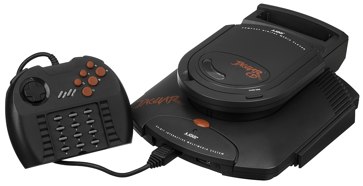Atari Jaguar CD - Wikipedia