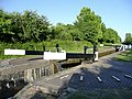 Atherstone Bottom Lock No 11, Coventry Canal, Warwickshire - geograph.org.uk - 1150830.jpg