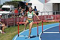 Athletics at the 2018 Summer Youth Olympics – Girls' 400 metre hurdles - Stage 2 08.jpg