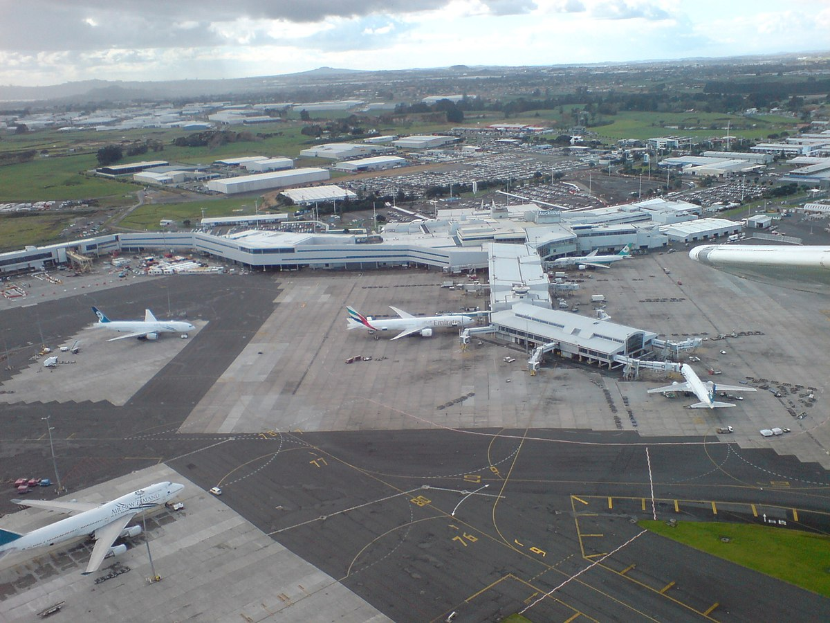 List Of The Busiest Airports In New Zealand Wikipedia