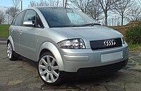 Audi A2 thumbnail