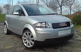 Audi A2 Wikip 233 Dia