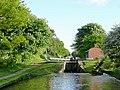 Audlem Locks No 10, Shropshire Union Canal, Cheshire - geograph.org.uk - 1598419.jpg
