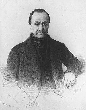 Auguste Comte cover
