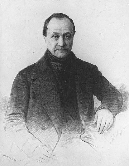 Short Biography of Auguste Comte