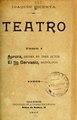 Aurora - drama en tres actos ; El tío Gervasio - monólogo (IA auroradramaentre1442dice).pdf