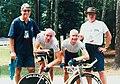 Australian Cycling Team in Atlanta 1996 Paralympic Games.jpg
