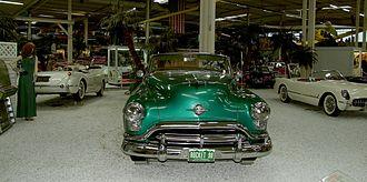 Oldsmobile 98 - 1952 Oldsmobile 98 convertible