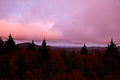 Autumn-red-sky-mountain-sunset - West Virginia - ForestWander.jpg