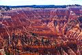 Autumn colours in SW Utah - Cedar Breaks National Monument - from the 10,460 foot rim (15654730762).jpg