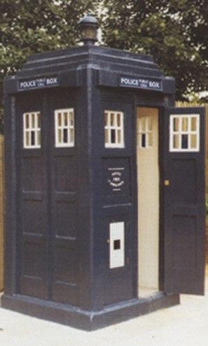 Avoncroft Museum of Historic Buildings - Image: Avoncroft police kiosk