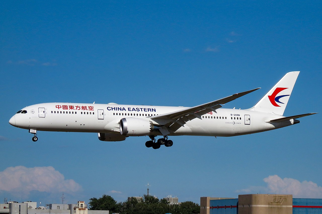 China Eastern Airlines — Asia Busiest Airline in June 2021
