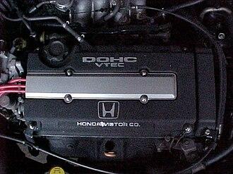 Honda B engine - First generation of the B16A engine