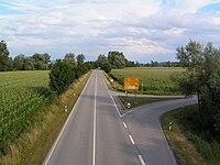 B20 (Ausfahrt Fridolfing-Kaltenbrunn) - geo-en.hlipp.de - 11914.jpg