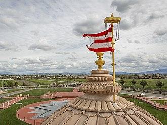 BAPS Shri Swaminarayan Mandir Chino Hills - Image: BAPS Mandir LA 3