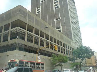 Central Bank of Venezuela - Central Bank of Venezuela Building
