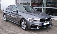 BMW Series Wikipedia - Bmw 525 series