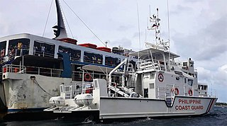 BRP <i>Boracay</i> (FPB-2401) Philippine Coast Guard ship
