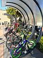 Baby Bike Arc @ Lytton Plaza, Palo Alto.jpg