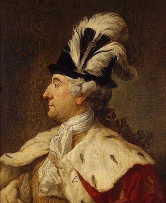 Marcello Bacciarelli - Image: Bacciarelli Stanislaus Augustus in a feathered hat