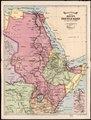 Bacon's excelsior map of Egypt, the Nile basin and adjoining countries. LOC 2009580100.tif