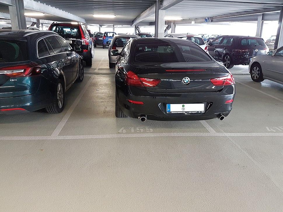 Bad car parking