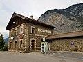 Bahnhof Kematen in Tirol Aufnahmegebäude 02.jpg