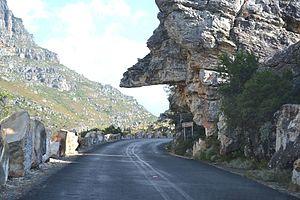 Andrew Geddes Bain - Bainskloof Pass