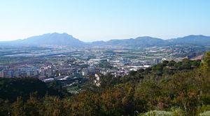 Martorell - Image: Baix Llobregat nord