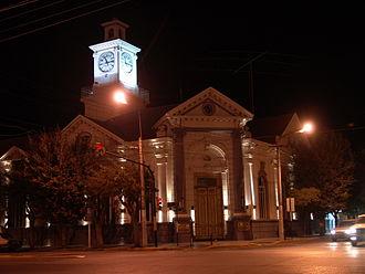Trelew - Image: Banco Nacion Trelew