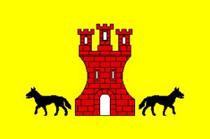Albudeite - Image: Bandera de Albudeite