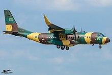 363b31b908c3 EADS CASA C-295 of Bangladesh Army Aviation Group