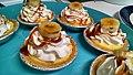Banoffee Tarts with Bourbon Caramel (26222411545).jpg