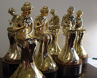 RITA Award - Image: Barbara Samuel O'Neal's RITA awards
