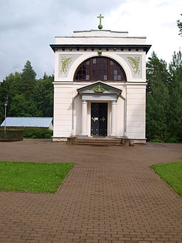 Barclay de Tolly mausoleum..