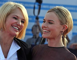 Ellen Barkin - Ellen Barkin and Kate Bosworth at the Deauville American film festival in 2011