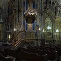 Basílica de San Juan de Dios (Granada). Púlpito.jpg