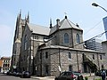 Basilica of Saint John the Evangelist - Stamford, Connecticut 02.jpg