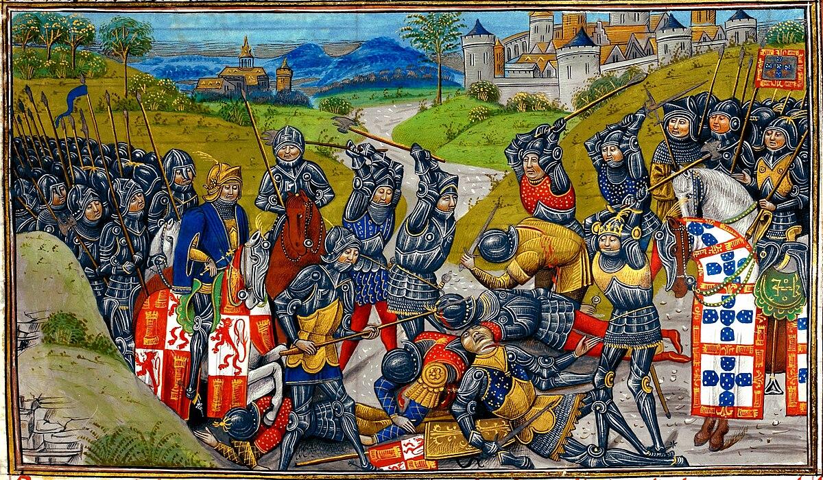 1383–1385 Portuguese interregnum